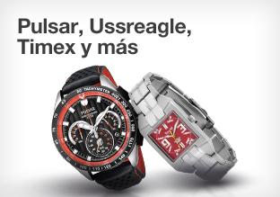 Pulsar, Ussreagle, Timex y Más