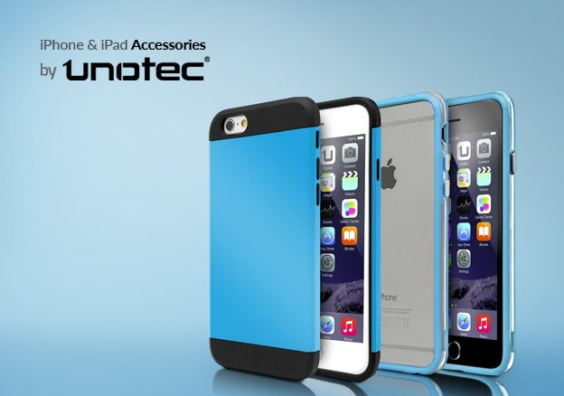 Unotec: accesories for apple