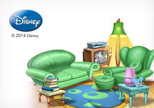 Disney Living & Decor!