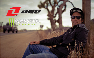 One Industires - Monster Energy!