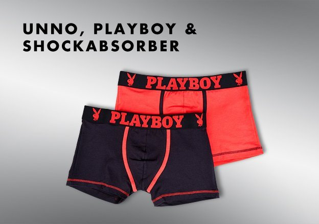 Unno, Playboy & Shockabsorber