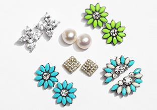Tiny Treasures : Orecchini Stud !