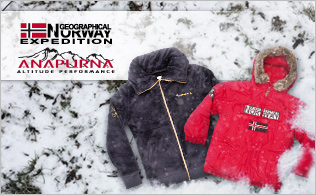 Anapurna & Geographical Norway Kids