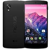 NEW 16GB LG GOOGLE NEXUS 5 BLACK D821 FACTORY UNLOCKED 2013 LTE 4G 3G (2G & 3G 800/850/900/(1700/2100)/1900/2100 & 4G LTE 800/850/900/1800/1900/2100/2600) - International Version No Warranty