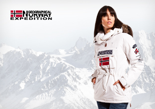 Geographical Norway!