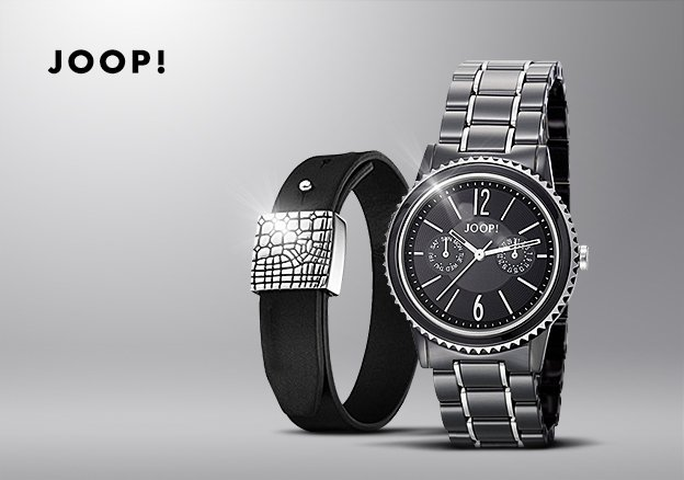 Joop! Watches and Jewels