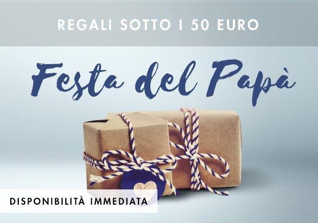 Regali sotto i 50 Euro!