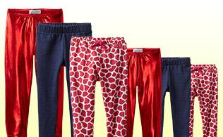 Pants, Leggings & Denim: Girls' 2-6X