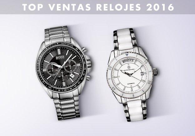 Top Ventas Relojes 2016