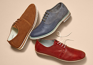 On the Casual Side: Oxfords, Drivers & More