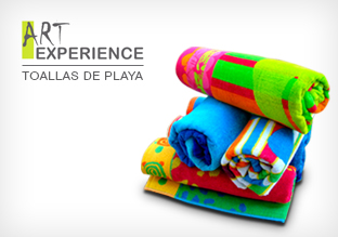 Toallas de playa Art Experience