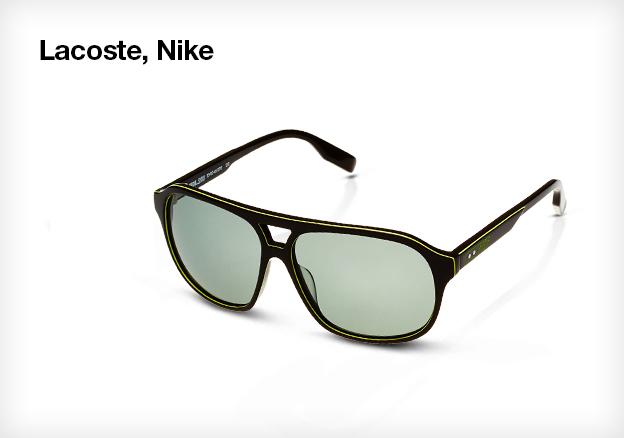 Lacoste, Nike