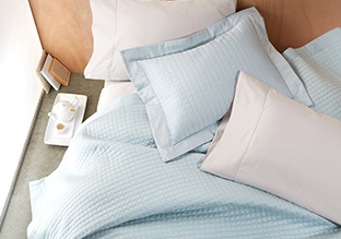 Up to 70% Off: Bedding with Personality!