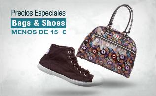 Precios Especiales Calzado: Menos de 15€