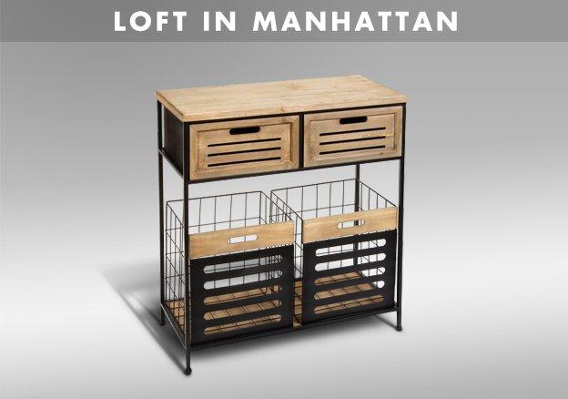 LOFT IN MANHATTAN