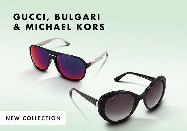 Gucci, Bulgari & Michael Kors!