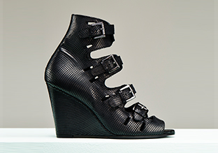 Modern Edge: Shoes & Boots