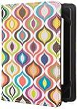 Jonathan Adler - Funda con diseño de ondas de Bargello [sólo sirve para Kindle (5ª generación), Kindle Paperwhite, Kindle Touch (4ª generación), Kindle (7ª generación)]