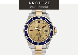 ARCHIV : Rolex-Uhren!