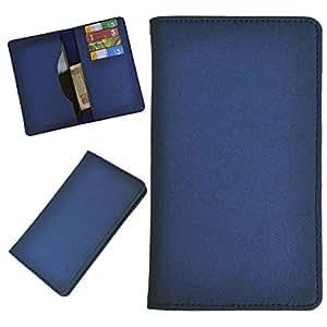 DCR Pu Leather case cover for Nokia Lumia 521 (blue)