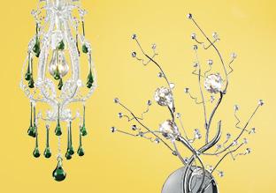 Opulent Lighting: Chandeliers & More!
