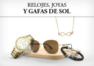 Best Sellers: relojes, joyas y gafas de sol