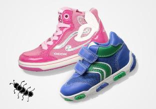 Kicks fresco: Sneakers bambini!