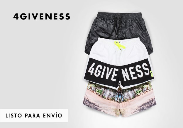4giveness beachwear!