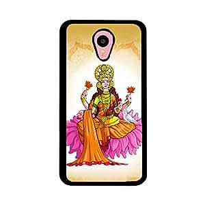 PRINTVISA Religious Goddess Lakshmi Case Cover for Meizu M2 Note