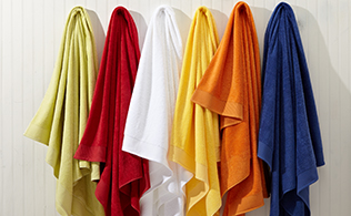 Schlossberg Bath Towels!