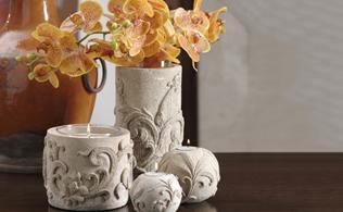 Delightful Interiors: Candles, Décor & More!