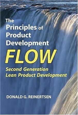 Principles of Product Development Flow