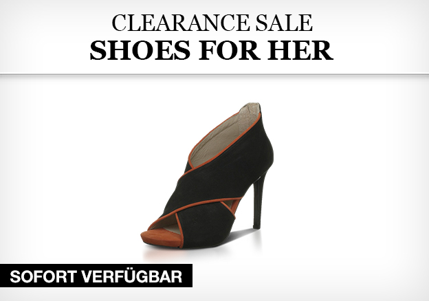 Clearance Sale - Shoes for her