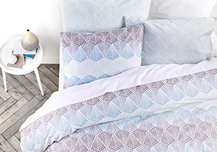 $25 & Up: Designer Bedding!
