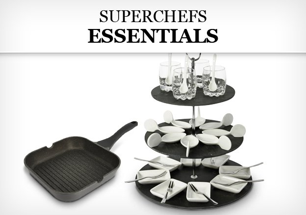 Superchefs Essentials
