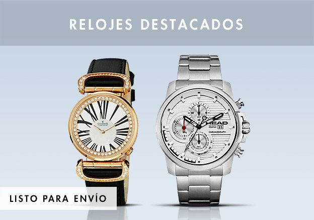 Relojes destacados