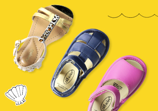 New Markdowns: Kids' Sandals