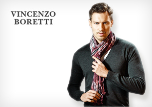 Vincenzo Boretti: Winter Accessories