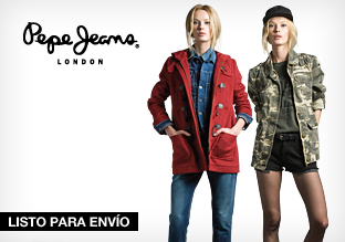 Pepe Jeans London mujer