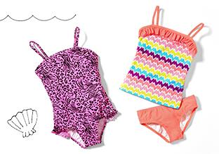 Kensie costumi da bagno per le ragazze voga italia donne uomini e la moda per bambini e - Costumi da bagno per ragazze ...