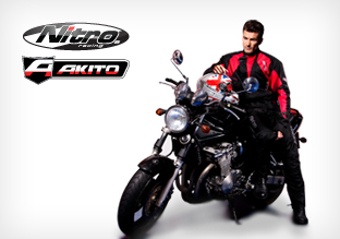 Nitro Racing & Akito!