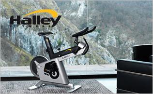 Halley Fitness!