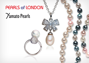Pearls of London y Yamato Pearls