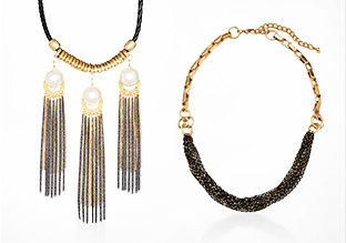 Make a Statement: Necklaces