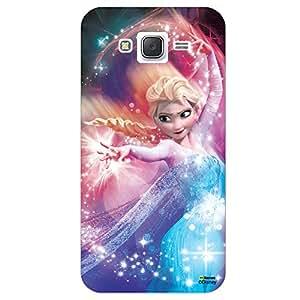 Hamee Marvel Samsung Galaxy On5 Case Cover Disney Princess Frozen ( Olaf Snow Expert )