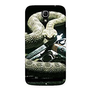 Rattle Snack Gun Back Case Cover for Galaxy Mega 6.3