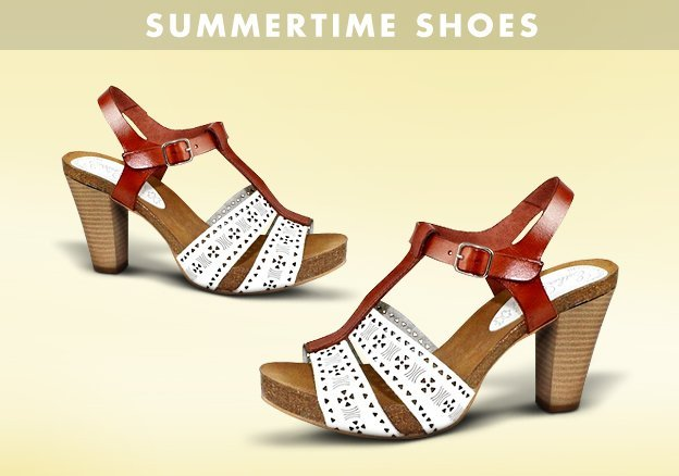 Summertime Shoes