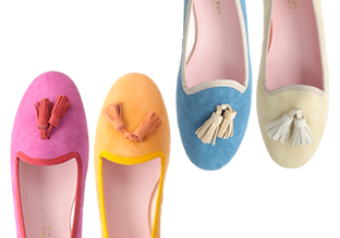 Flats from Patricia Green & More!