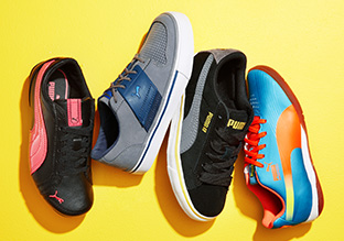MADE TO MOVE : SNEAKERS ATHLETIC!