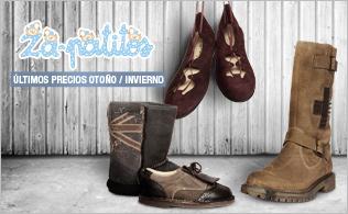 Za-patitos: Precios Especiales Otoño / Invierno